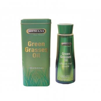 Масло для волос Зеленой травы GREEN GRASS HEMANI 250 мл
