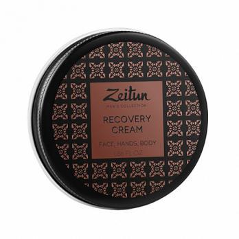 Увл.и восстан.крем для лица,рук и тела для мужчин.С маслом бабассу ZEITUN, 55мл