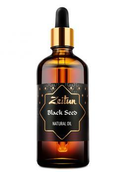Масло Черный тмин натуральное (нерафинированное) ZEITUN 100 мл