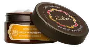 """Маска для волос """"Гладкость и блеск""""  ZEITUN 200 мл"""