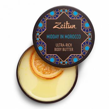 """Крем-масло для тела """"Марокканский полдень"""" ZEITUN 200 мл"""