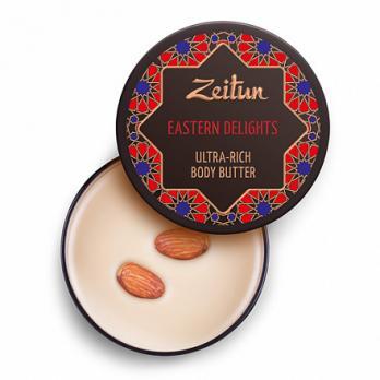 """Крем-масло для тела """"Восточные сладости"""" ZEITUN 200 мл"""