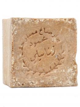 """Алеппское оливково-лавровое мыло премиум """"Традиционное"""" ZEITUN 200 г"""