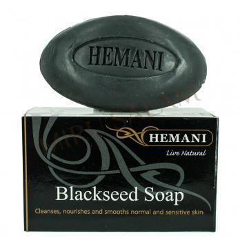 Мыло с маслом черного тмина HEMANI 75 г