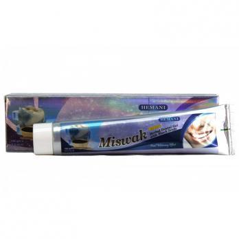 Зубная паста Мисвак с Черным Тмином HEMANI 100 мл