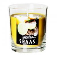 Свеча в стакане SPAAS Южный цитрус (25ч)