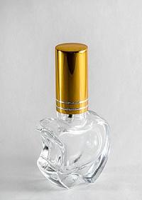 Яблоко, стекло, золото металл микроспрей