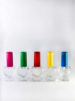 Сердечко, 10 мл., стекло+микс пластик микроспрей