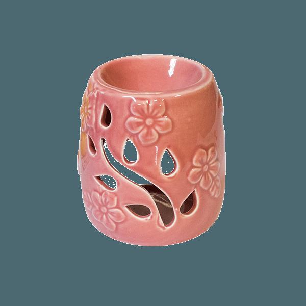 Аромалампа Цветущая веточка 8 см (розовая)