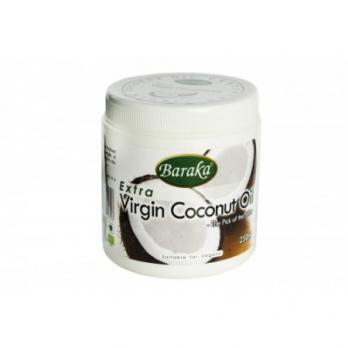 Кокосовое масло EXTRA VIRGIN BARAKA