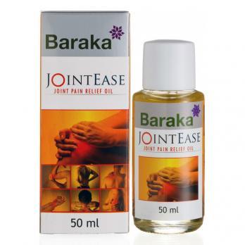 Массажное масло, согревающее BARAKA (смесь) 50 мл