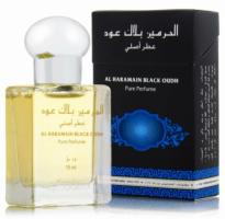 Масляные духи BLACK OUDH AL HARAMAIN 15 мл