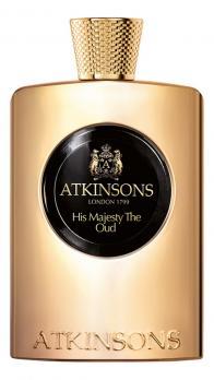 Масляные духи направление ATKINSONS HIS MAJESTY THE OUD