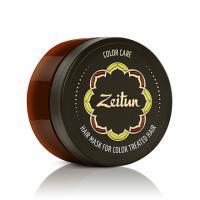 """Маска для волос """"Уход за окрашенными волосами"""" для всех типов волос с соком персидского лайма ZEITUN"""