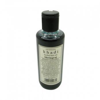 "Масло для волос ""Брингарадж"" KHADI NATURAL, 210 мл"