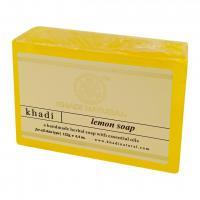 Натуральное мыло с лимоном KHADI NATURAL, 125 г