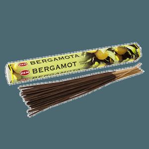 Благовоние HEM BERGAMOT 20 палочек