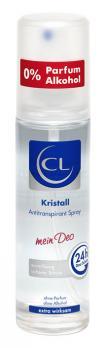 Дезодорант-спрей антиперспирант KRISTALL CL 75 мл