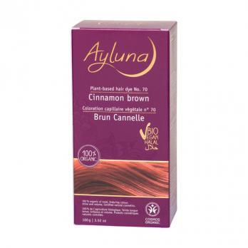 """AYLUNA краска для волос N 70 """" Коричный коричневый"""" растит., 100 г"""
