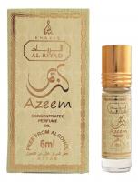Парфюмерное концентрированное масло KHALIS AZEEM AL RIYAD