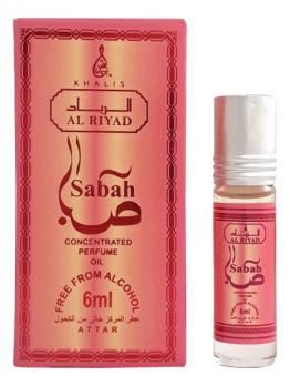 Парфюмерное концентрированное масло KHALIS SABAH AL RIYAD