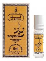 ZAYAN AL RIYAD концентрированные масляные духи Khalis Perfumes