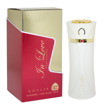 IN LOVE POUR FEMME парфюмерная вода Khalis Perfumes
