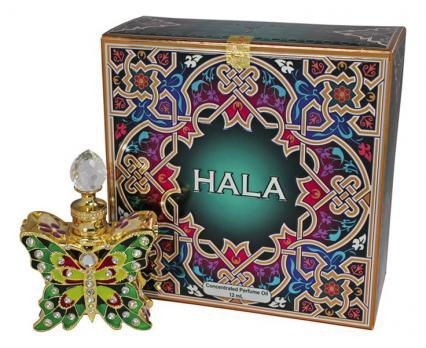 HALA концентрированные масляные духи Khalis Perfumes