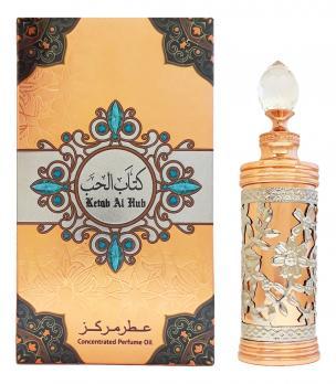 KETAB AL HUB  концентрированные масляные духи Khalis Perfumes