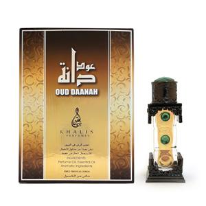 OUD DAANAH концентрированные масляные духи Khalis Perfumes