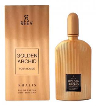 GOLDEN ARCHID POUR HOMME парфюмерная вода Khalis Perfumes