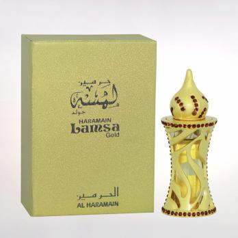 Масляные духи AL HARAMAIN LAMSA GOLD