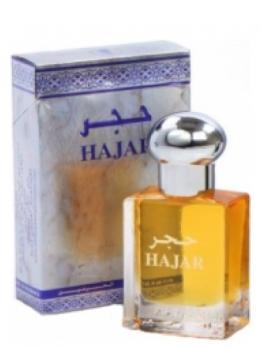 Масляные духи HAJAR AL HARAMAIN