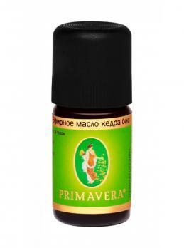 Эфирное масло сосны кедровой био PRIMAVERA