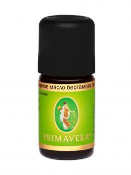 Эфирное масло бергамота био PRIMAVERA