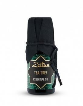 Эфирное масло чайное дерево ZEITUN