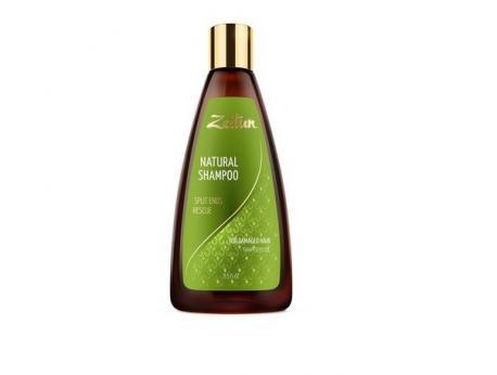 """Шампунь для волос """"Против сечения волос"""". C маслом виноградной косточки ZEITUN"""