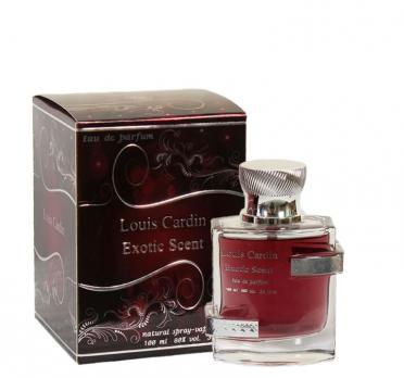 Парфюмерная вода EXOTIC SCENT LOUIS CARDIN