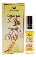 Масляные духи AL REHAB SO SWEET