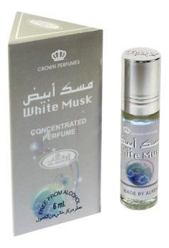 Масляные духи AL REHAB WHITE MUSK