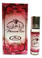Масляные духи AL REHAB  MOROCCAN ROSE