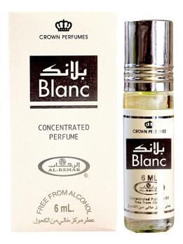Масляные духи AL REHAB BLANC