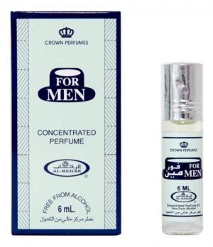 Масляные духи AL REHAB FOR MEN