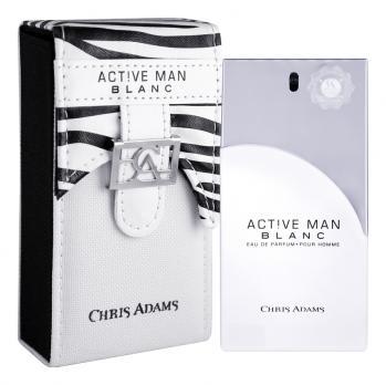 Парфюмерная вода CHRIS ADAMS ACTIVE BLANC MAN