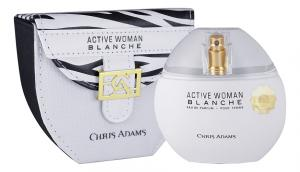 Парфюмерная вода CHRIS ADAMS ACTIVE BLANCHE WOMAN