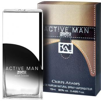 Парфюмерная вода CHRIS ADAMS ACTIVE MAN NOIR