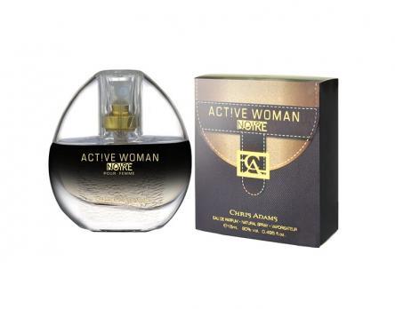 Парфюмерная вода CHRIS ADAMS ACTIVE NOIRE WOMAN