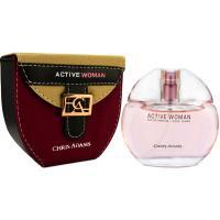 Парфюмерная вода CHRIS ADAMS ACTIVE WOMAN