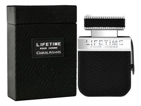 Парфюмерная вода CHRIS ADAMS LIFE TIME MAN