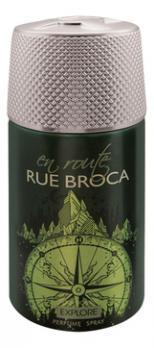 Парфюмированный дезодорант EXPLORE RUE BROCA